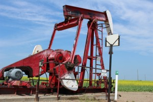 Oil Pump Well and Jack Courtesy of Kevin Jasper