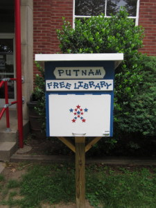 Putnam Little Free Library