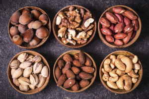 Creatively prepared -- Nuts are a great ingredient in meat replacement recipes.