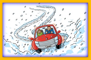 iStock_000022921379_Be safe driving in the snow -- tips from a Canadian