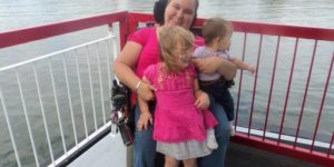 Accessing the Sternwheel Festival and Downtown Marietta In a Wheelchair