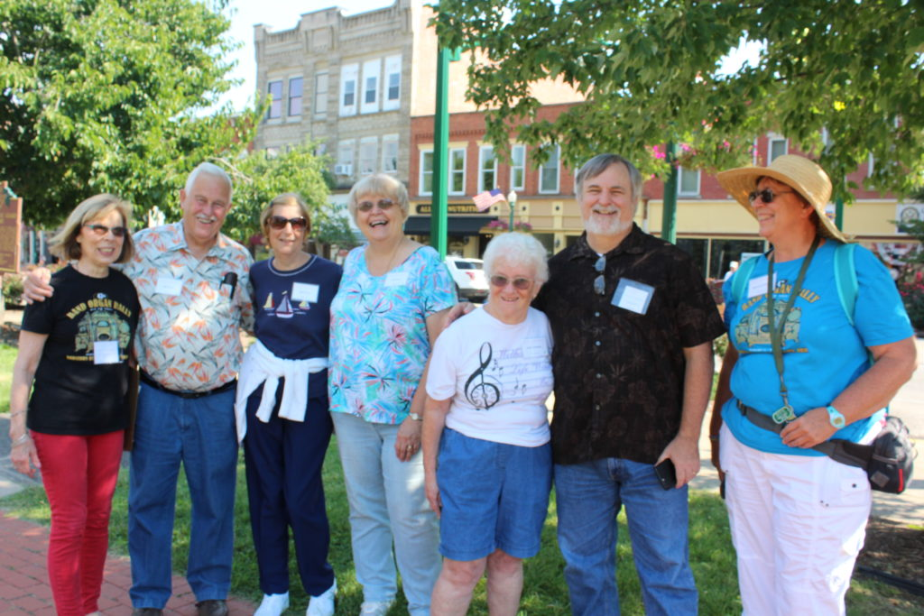 Participants of 42nd Annual Band Organ Rally, Marietta OH