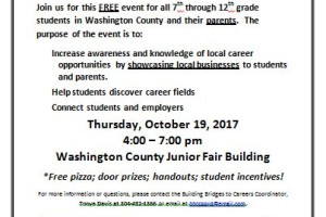 FREE Career Awareness Day for 7th to 12th Graders and Parents – Soon!