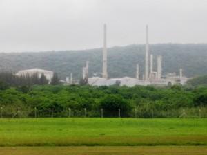 Industrial Site by Lynn Greyling