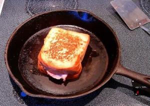 Ham & Cheese w Apple (Wikipic photo)