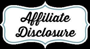 Affiliate Dislosure