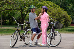 Enjoy a bike ride! Photo: Freestockphotos.biz