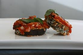 Eggplant parm. Photo by flickr