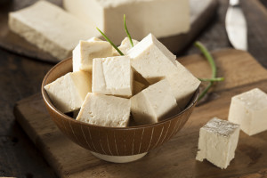 Humble tofu absorbs flavors. Create gourmet meals with it!