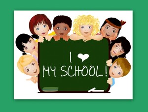 iStock_000055239446 children i love my school