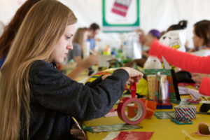 Images from 2015 Duck Tape Festival