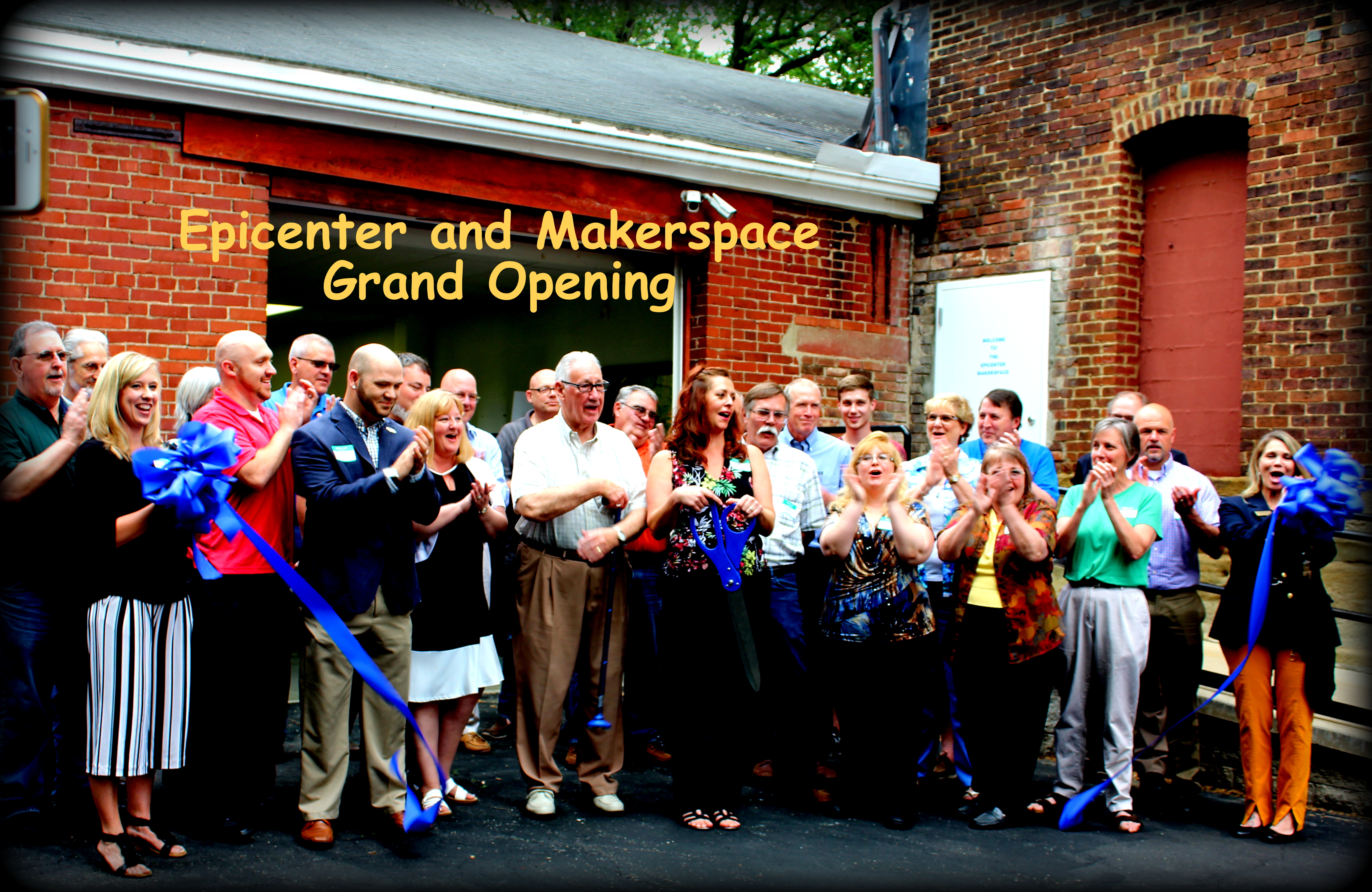 Epicenter and Makerspace Grand Opening